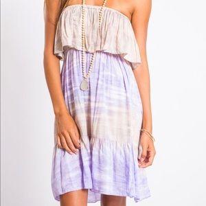 Tiare Hawai'i Tie-Dye Dress